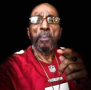 How this 67- year old veteran balances being a rapper, marijuana smoker, and grandfather
