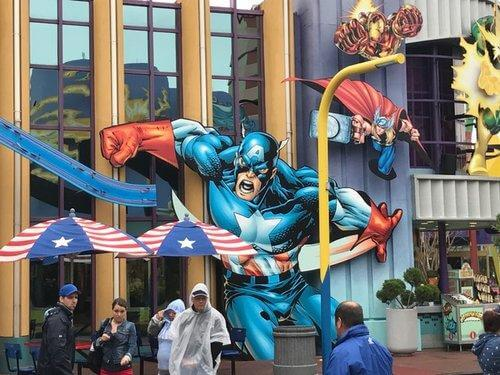 Islands of Adventure: Orlando, Florida Review