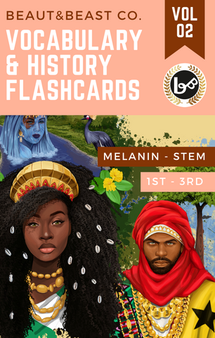 DIGITAL Melanin STEM (1st - 3rd grades)