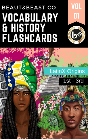 DIGITAL LatinX Origins (1st - 3rd grade)