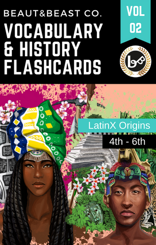 DIGITAL LatinX Origins (4th - 6th grade)