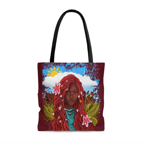 Don't Forget About Us Tote