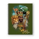The Original Lion King Full Sized Notebook