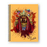 Queen Things Full Sized Notebook