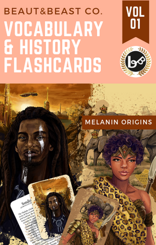 DIGITAL Melanin Origins