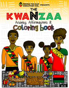 The Kwanzaa Activity, Affirmations and Coloring Book