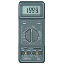 Kusam Meco 306, 3½ Digit 1999 Counts Digital Multimeter + Lcr Meter - Labbazaar