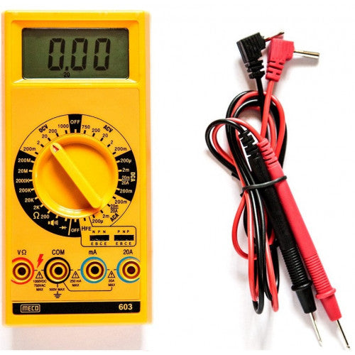 Meco 603, Digital Multimeter - Labbazaar