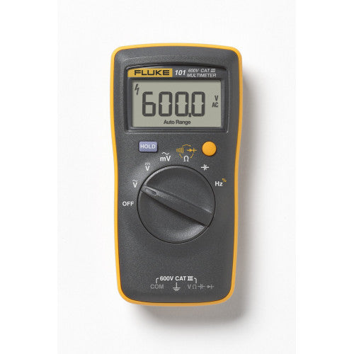 Fluke 101 , Palm-sized Digital Multimeter - Labbazaar