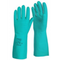 Lakeland EN 15F, Green Nitrosol Chemical Resistant Nitrile Gloves, 1 pair