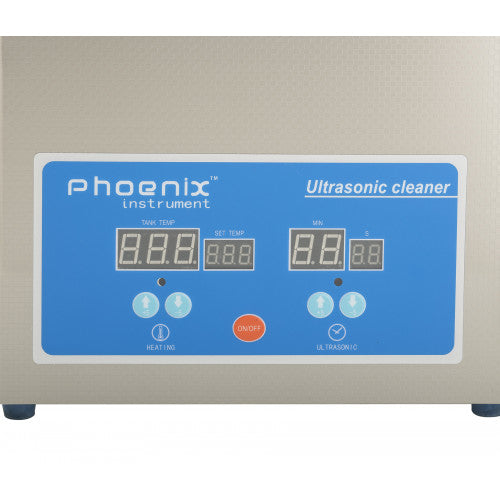 Phoenix PHUC-150, Digital Ultrasonic Cleaner, 5.7Lt - Labbazaar