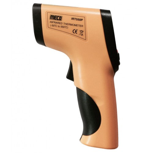 Meco IRT 550P, Infrared Thermometer, - 50 to + 550 Degree Celcius - Labbazaar