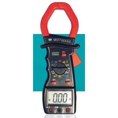 Motwane DCM30A Digital AC Clamp Meter 1000 A 700 V