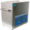 Wensar LMUC-6, Digital Ultrasonic Cleaner (Sonicator) Stainless Steel, 6L - Labbazaar
