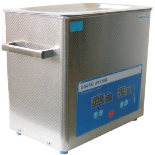 Wensar LMUC-25, Digital Ultrasonic Cleaner (Sonicator) Stainless Steel, 25L - Labbazaar