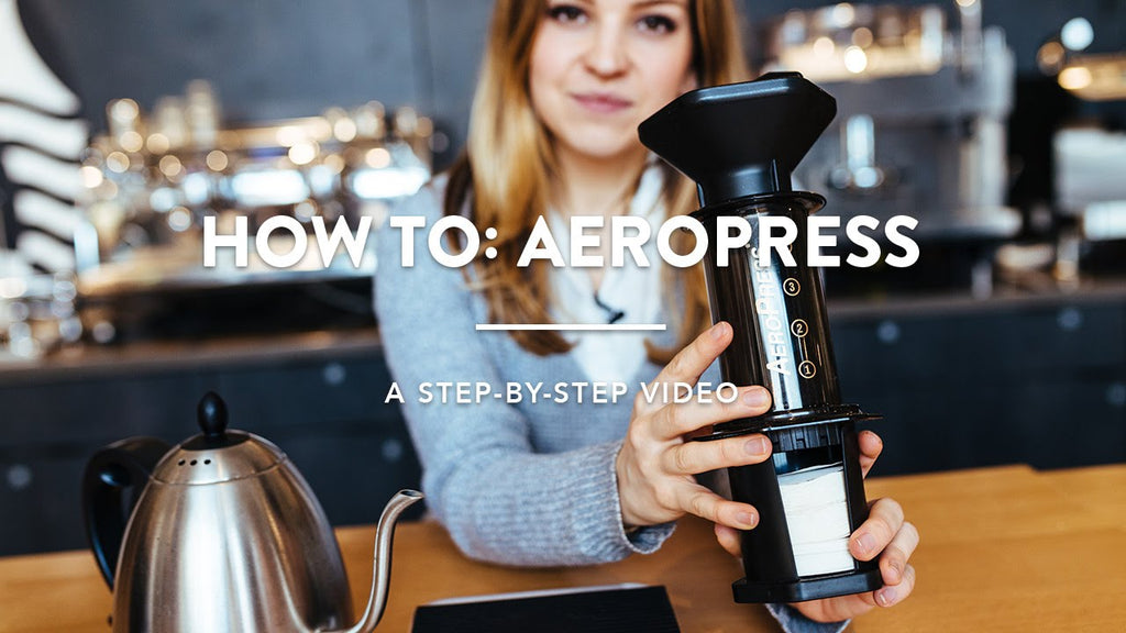 Selection of Aeropress techniques to try out