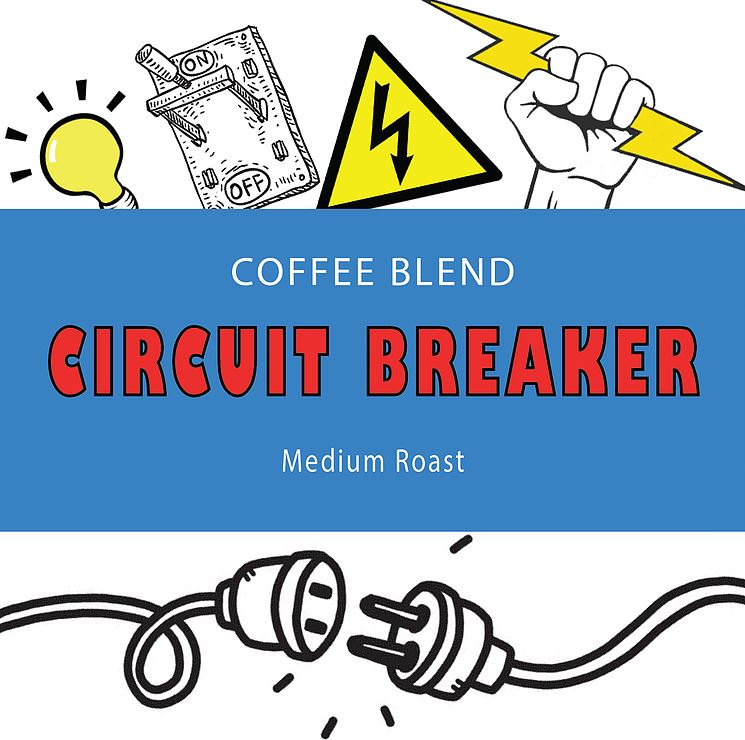 Seasonal - CIRCUIT BREAKER Blend - Drip / Tea Bags