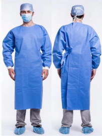 Medical gowns Isolation gown disposable hospital PP gown
