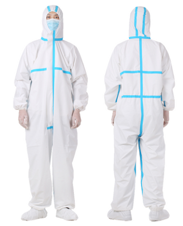 Coverall Suits (Click to view Price for 2,000 order and Above)