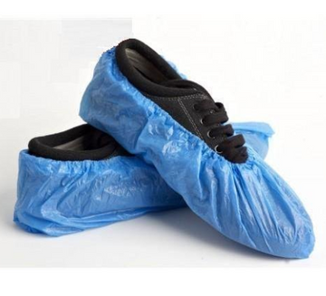 Shoe Covers Disposable -100 Pack(50 Pairs) (Click to view Price for 5000 box order and Above)
