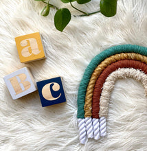 Load image into Gallery viewer, Rainbow Wall Hanging Kit + Tutorial
