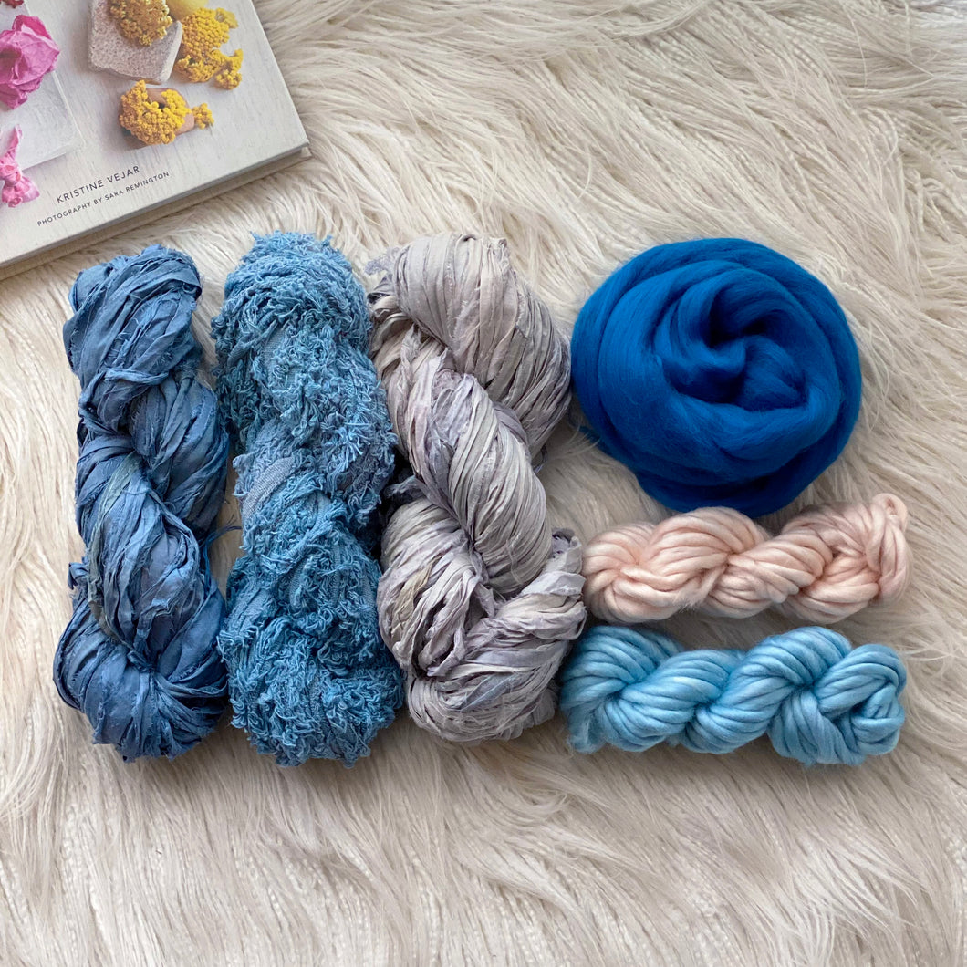 Weaving Fibre Bundle