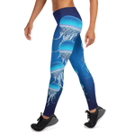 Starry Night Jellyfish Leggings