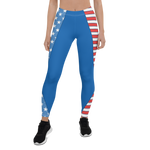 USA Patriotic Leggings