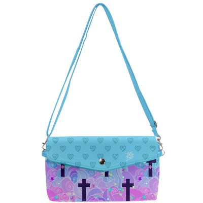 Clutch Bag - Holy Water - LottiLove Made to Order