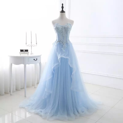 'Cinderella' Evening Gown - LottiLove Dresses