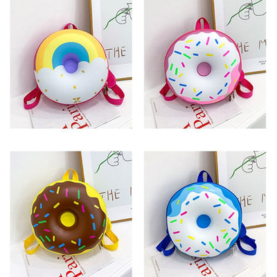 Donut Style School Backpacks for Kids - LottiLove Accessories