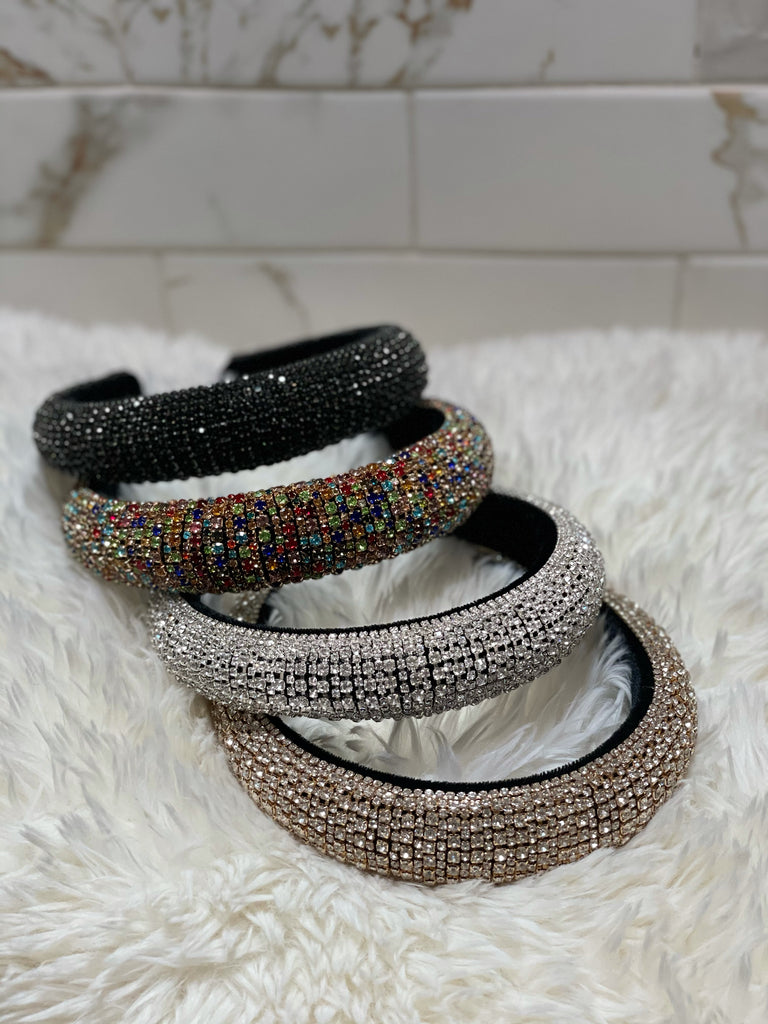 Rhinestone Hairbands