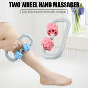 2 Wheel Massager The Fitness Trainer Store