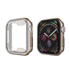 Apple Watch Screen Protector The Fitness Trainer Store Vintage Gold 40mm series 4 5