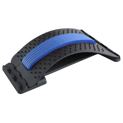 Back Stretcher The Fitness Trainer Store Blue