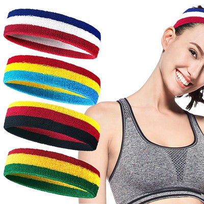 Elastic Headbands The Fitness Trainer Store