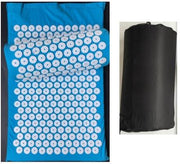 Massage Mat The Fitness Trainer Store Sky Blue