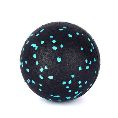 Peanut Ball Fascia Massager The Fitness Trainer Store Blue