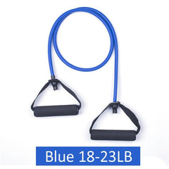 Pull Rope The Fitness Trainer Store Blue