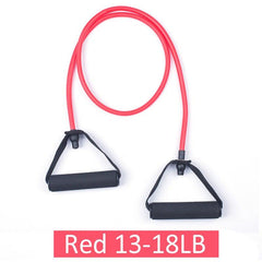Pull Rope The Fitness Trainer Store Red