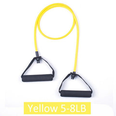 Pull Rope The Fitness Trainer Store Yellow