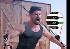 Resistance Bands Set The Fitness Trainer Store