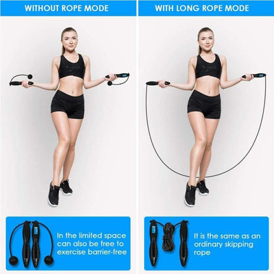 Smart Jump Rope The Fitness Trainer Store