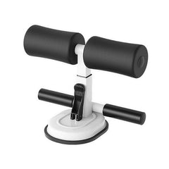 Suction Sit-up The Fitness Trainer Store White