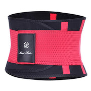Waist clincher corsets The Fitness Trainer Store Red S