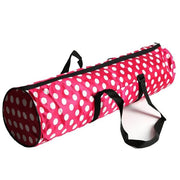 Yoga Mat Bag The Fitness Trainer Store Red