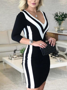 Ladies' Spring Bodycon Dresses