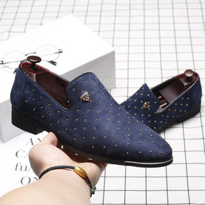 Men's Casual Fashion Slip On