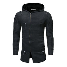 Load image into Gallery viewer, Men's Splicing Winter Long Jersey