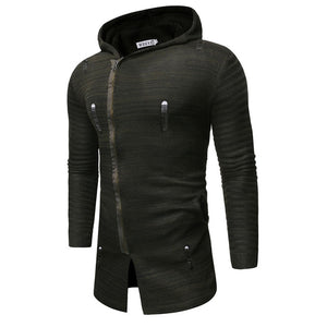 Men's Splicing Winter Long Jersey
